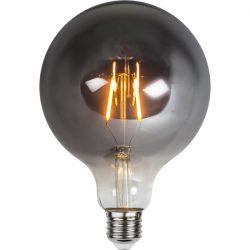 1,8W 2100K E27 G125 FILAMENT LED SMOKY