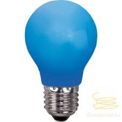 0,9W BLUE E27 PARTY COLOR A55 LED