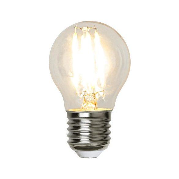2,3W 2700K E27 LOW VOLTAGE P45 FILAMENT LED