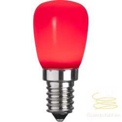 0,9W RED E14 PARTY COLOR ST26 LED