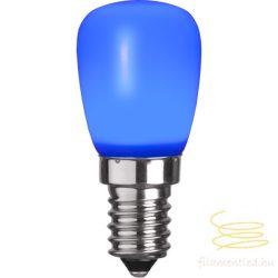 0,9W BLUE E14 PARTY COLOR ST26 LED
