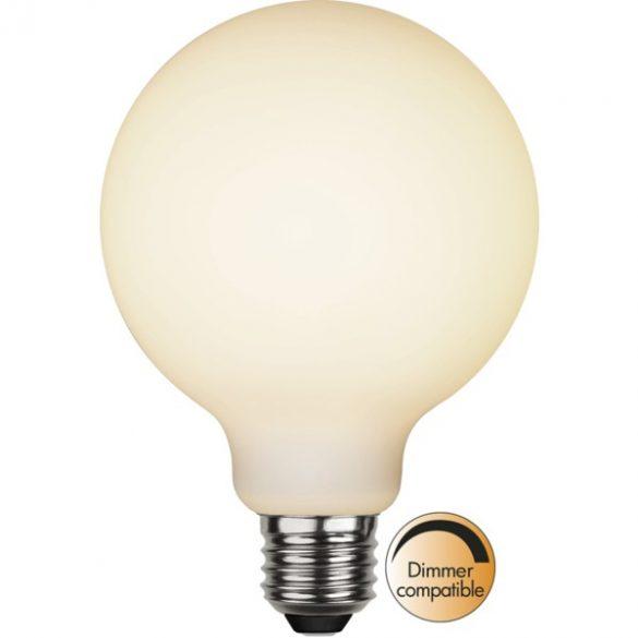 5W 2700K E27 G95 OPAL FILAMENT LED