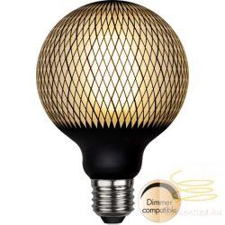 4W 2700K E27 GRAPHIC DIAMOND G95 FILAMENT LED
