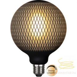 4W 2700K E27 GRAPHIC DIAMOND G125 FILAMENT LED