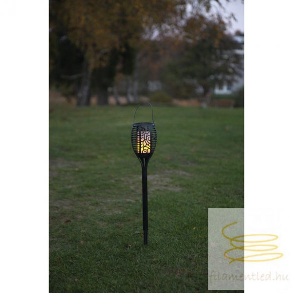 SOLAR TORCH FLAME