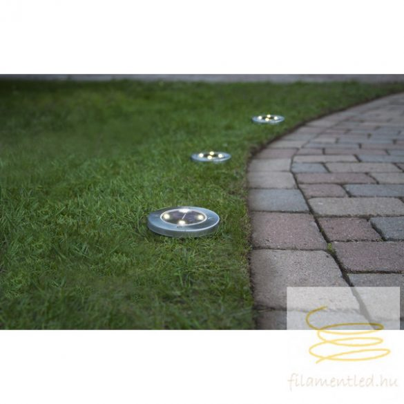 SOLAR CANDLE 3-P LAWNLIGHT