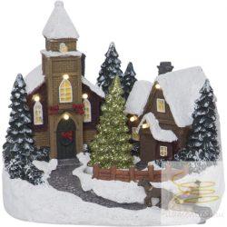 Decorative Scenery Churchville 992-04