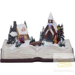 Decorative Scenery Bookville 992-12